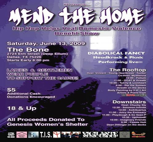 mendthehome